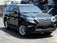 Recent Arrival! 2014 Lexus GX 460 Black Onyx CARFAX