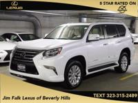 4WD-NAVIGATIN-ONE OWNER!! This GX460 was leased new and
