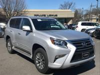 Options:  2014 Lexus Gx 460 Luxury|Tungsten
