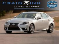 Tan. Recent Arrival! Gray 2014 Lexus IS 250 RWD 6-Speed