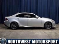 Two Owner AWD Sedan with Backup Camera!  Options:  Rear