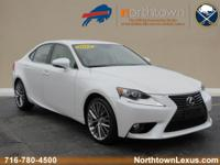 Introducing the 2014 Lexus IS 250! An all capable and
