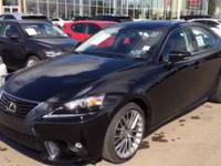 2014 Lexus IS 250. AWD. A master composition. Check out