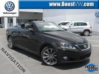 New Price! CARFAX One-Owner. 2014 Lexus IS 250
