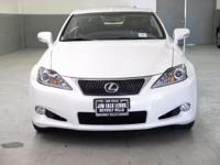 NAVIGATION-ONE OWNER!!  Are you READY for a Lexus?!