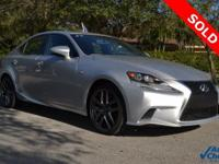 You're looking at a 2014 Lexus IS 350 in Car Depot