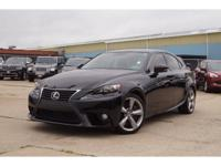IS 350, 3.5L V6 DOHC VVT-i 24V, 8-Speed Automatic, and