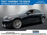 Used 2014 Lexus IS 250 in Obsidian, ** Premium Package