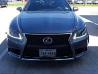 We are excited to offer this 2014 Lexus LS 460. When
