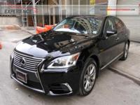 2014 Lexus LS460 AWD Volvo Cars of Manhattan is proud