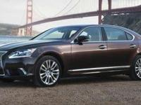 ***ORIGINAL MSRP $127,723***Clean CARFAX. 2014 Lexus LS