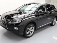 2014 Lexus RX with Premium Package,3.5L V6