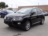 CARFAX 1-Owner, L/ Certified, GREAT MILES 32,469! FUEL