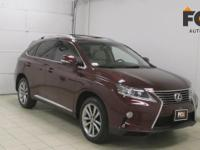 This 2014 Lexus RX 350 is offered to you for sale by