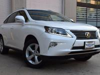 Feel right at home behind the wheel of this Lexus RX