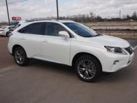 2014 Lexus RX 350. AWD and Parchment Leather. Seamless
