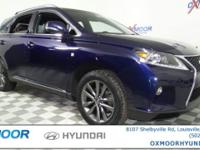 Lexus RX 350 CARFAX One-Owner. Clean Carfax - 1 Owner,