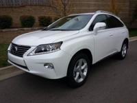 2014 Lexus RX 350. AWD and Parchment Leather. Advanced