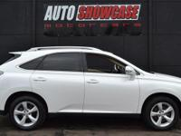 This 2014 Lexus RX 350 4dr AWD 4dr features a 3.5L V6