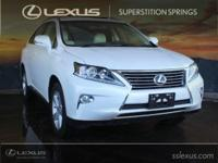 Certified. Clean CARFAX. CARFAX One-Owner. Lexus