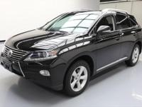 2014 Lexus RX with 3.5L V6 Engine,Leather Seats,Power
