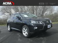 2014 RX 350, 26,980 miles, options include:  Power