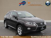 Treat yourself to a test drive in the 2014 Lexus RX
