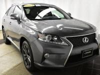 FSPORT!! This is not your ordinary RX! This 2014 Lexus