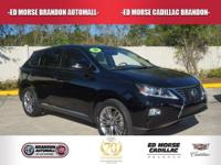 Check out this gently-used 2014 Lexus RX 450h we