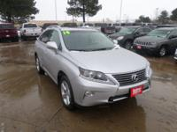 RECENTLY REDUCED !! LOCAL TRADE! ALL WHEEL DRIVE ! 3.5L