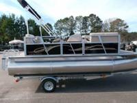2014 Lil Bentley 160 Cruise pontoon. Choose your engine