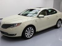 2014 Lincoln MKS with Elite Package,3.7L V6