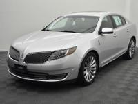Recent Arrival! 2014 Lincoln MKS AWD. 26/18