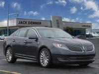 2014 Lincoln MKS Clean CARFAX. Remote Start, Bluetooth,