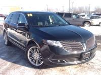 CARFAX One-Owner. Clean CARFAX. New Price! 2014 Lincoln