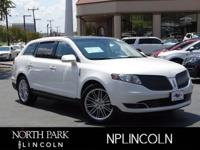 Lincoln Certified, GREAT MILES 21,445! Heated Leather