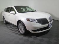 2014 Lincoln MKT with a EcoBoost 3.5L V6 Engine.