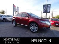 Lincoln Certified, GREAT MILES 39,060! NAV, Sunroof,