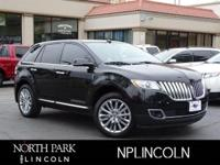 Lincoln Certified, LOW MILES - 49,627! Heated/Cooled