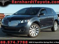 We are thrilled to offer you this *1-OWNER 2014 LINCOLN