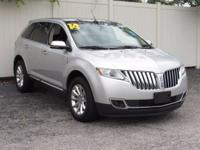 2014 Lincoln MKX NAVIGATION, LEATHER, CLEAN CARFAX, ONE