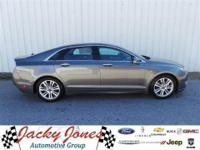 This 2014 Lincoln MKZ 4dr Sdn FWD will sell fast