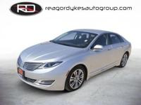 Style and classic luxury make our 2014 Lincoln MKZ in