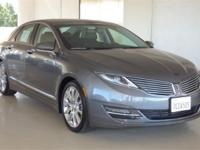 ~ ~ 2014 Lincoln MKZ ~ ~ CARFAX: 1-Owner, Buy Back