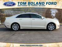 2014 Lincoln MKZ ABS brakes, Alloy wheels, Compass,