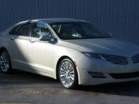 Carfax Certified, 1 Owner!, Lincoln Certified, All