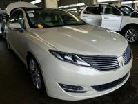 This 2014 Lincoln MKZ is for Lincoln fanatics looking