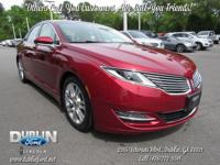 2014 Lincoln MKZ  New Price! 33/22 Highway/City MPG