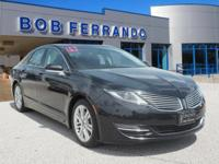 Options:  2014 Lincoln Mkz Base|Miles: 30845Color: