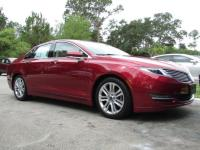 This 2014 Lincoln MKZ 4dr Sdn FWD is proudly offered by